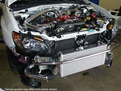 Kit Intercooler frontal Subaru Impreza WRX 06-